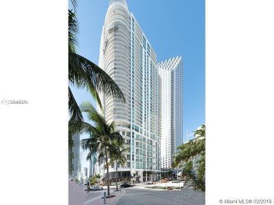 Miami Condo For Sale: 300 S Biscayne Blvd #L-626