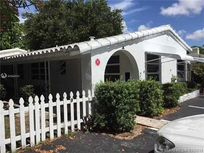 Broward County Multi Family Home For Sale: 19 SE 12th Ave