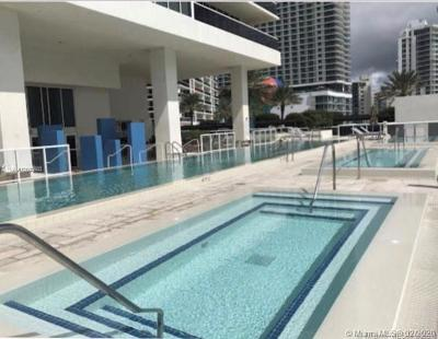 Hallandale Condo For Sale: 1830 S Ocean Dr #1608