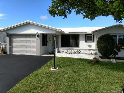 Pompano Beach Single Family Home For Sale: 231 NW 25th Ct