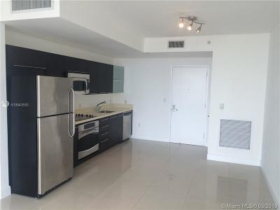 Miami Condo For Sale: 90 SW 3rd Street #1809