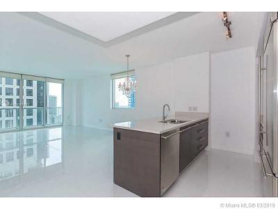Miami Condo For Sale: 500 Brickell Av #2910
