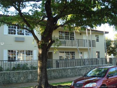 Coral Gables Rental Leased: 35 Antilla Ave #9