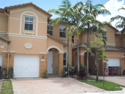 Doral Condo For Sale: 7673 NW 116th Ave #7673