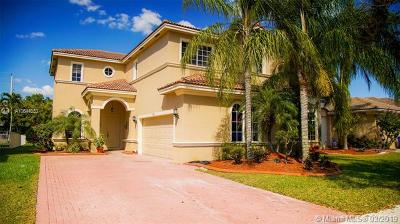 Pembroke Pines Single Family Home For Sale: 19383 SW 60th Ct