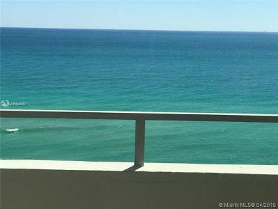 Oceanside Plaza, Oceanside Plaza Condo Condo For Sale: 5555 Collins Ave #14H