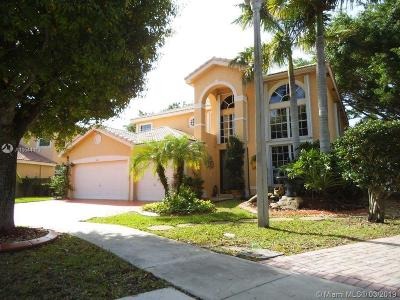 Miramar Single Family Home For Sale: 3530 SW 180th Way
