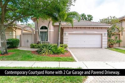 Single Family Home For Sale: 12432 NW 57th St