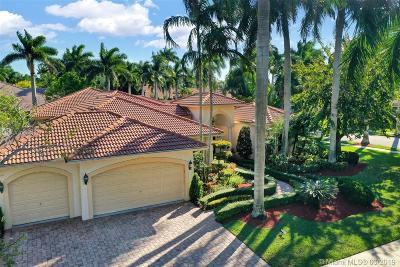 Weston Single Family Home Active With Contract: 2452 Provence Ct
