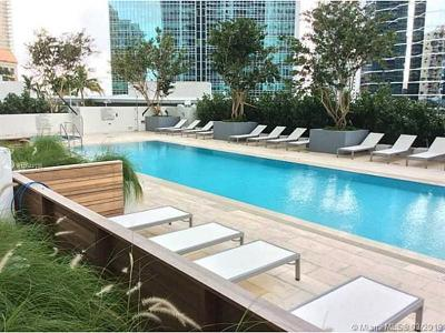 Rental For Rent: 1300 Brickell Bay Dr #900