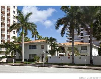 Coral Gables Rental For Rent: 719 Biltmore Way #7