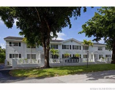 Coral Gables Rental For Rent: 940 Sevilla Avenue #2A