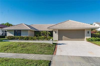 Delray Beach Single Family Home For Sale: 4436 White Cedar Ln