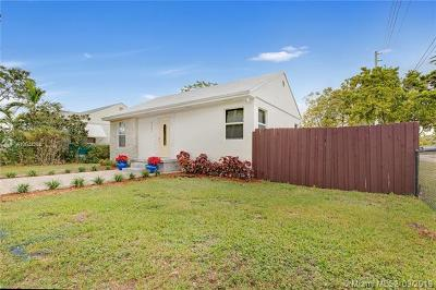 Miami Single Family Home For Sale: 6501 SW 38th St