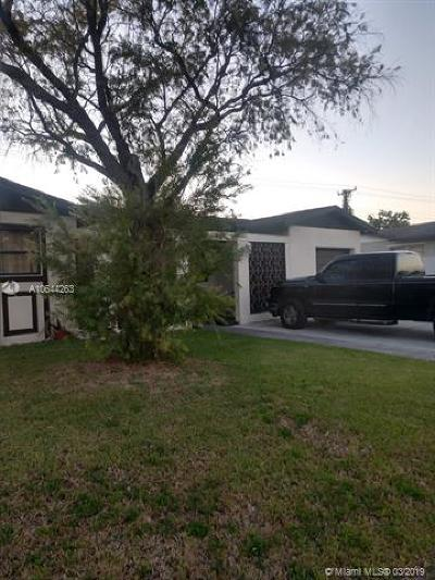 Miami Single Family Home For Sale: 20520 SW 116th Rd.