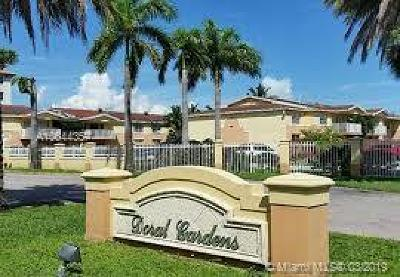Doral Condo Active With Contract: 4544 NW 79th Ave #2F