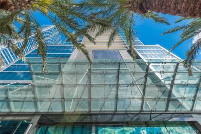 Miami-Dade County Condo For Sale: 1451 Brickell Ave #4401