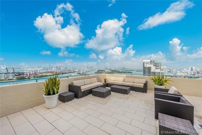 Miami Beach Condo For Sale: 90 Alton Rd #PH3210