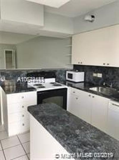 Coral Gables Rental For Rent: 6580 Santona #20