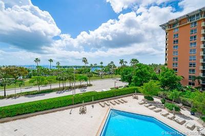 Coconut Grove Condo For Sale: 2901 S Bayshore Dr #4C