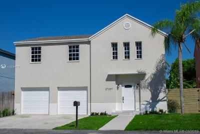 Homestead Single Family Home For Sale: 27297 SW 121st Ct