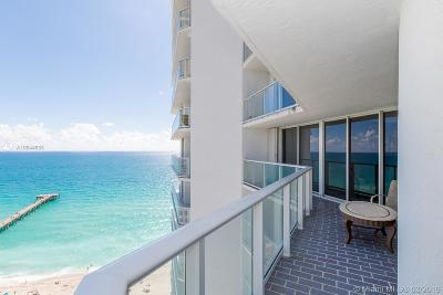 Sunny Isles Beach Condo For Sale: 16485 Collins Ave #2035