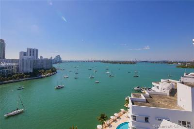 Miami Beach Condo For Sale: 20 Island Ave #1418