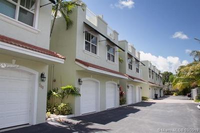Fort Lauderdale Condo For Sale: 746 NE 7th Ave