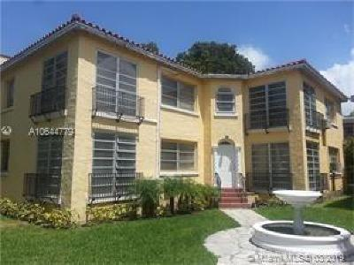 Coral Gables Rental For Rent: 43 Sidonia Ave #2