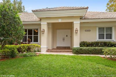 Palmetto Bay Single Family Home For Sale: 16550 SW 77th Ct