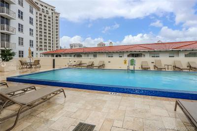 Coral Gables Rental Leased: 2030 S Douglas Rd #517