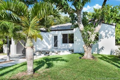 Surfside Single Family Home For Sale: 8911 Hawthorne Ave