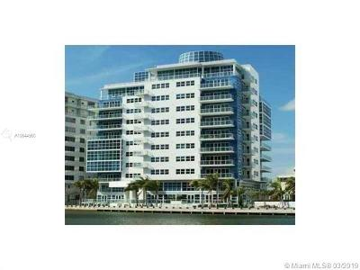 Miami Beach Rental For Rent: 6103 Aqua Ave #405