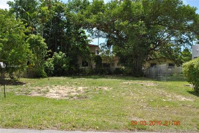 Coconut Grove Residential Lots & Land For Sale: 3514 Frow Ave