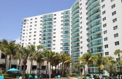 Hollywood Condo For Sale: 3801 S Ocean Dr #11G
