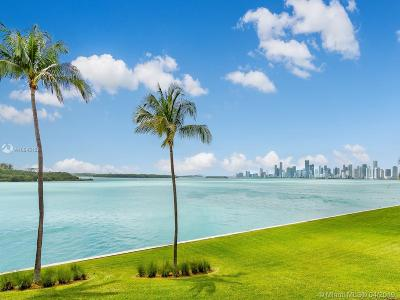 Miami Beach Condo For Sale: 4922 Fisher Island Dr #4922