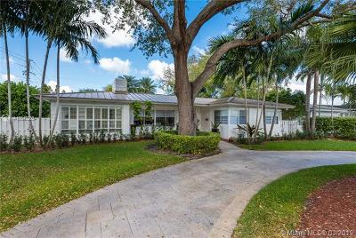 Miami Shores Single Family Home For Sale: 1015 NE 97th St