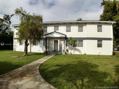 Coral Gables Rental For Rent: 438 Malaga Ave #3