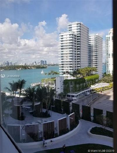Miami Beach Rental For Rent: 450 Alton Rd #1008