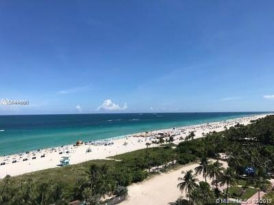 Miami Beach Condo For Sale: 2201 Collins Avenue #1022