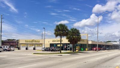North Miami Single Family Home Active With Contract: 1098 N Miami Beach Blvd
