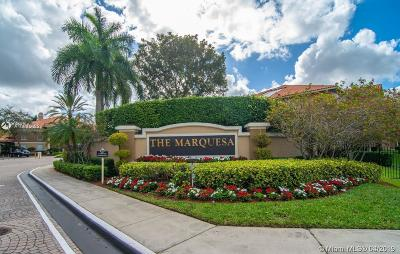 Pembroke Pines Single Family Home For Sale: 11730 SW 2nd St #12107