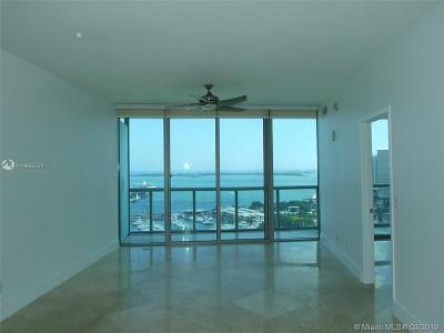Rental For Rent: 888 Biscayne Blvd #3307