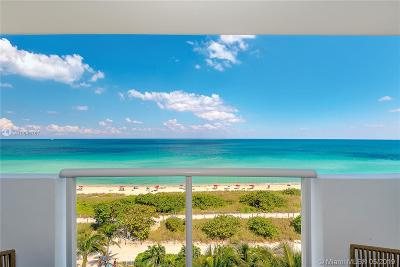 Surfside Condo For Sale: 9195 Collins Ave #901