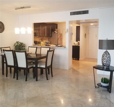 Miami Beach Condo For Sale: 5401 Collins Ave #148
