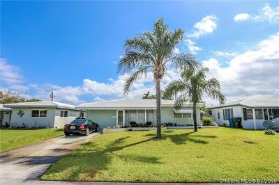 Oakland Park Single Family Home For Sale: 4750 NE 5th Ave