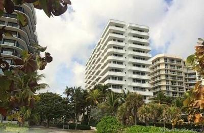 Rimini Beach Condo Rental For Rent: 8911 Collins Ave #504