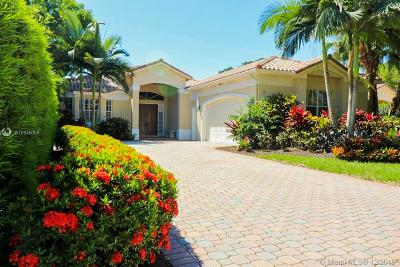 Jupiter Single Family Home For Sale: 110 S Village Way
