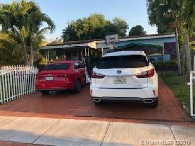 North Miami Beach Single Family Home For Sale: 201 NE 169th St