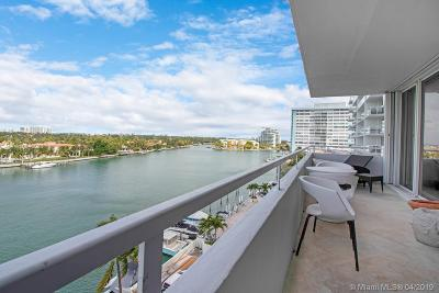 Rental Leased: 5700 Collins Ave #7L